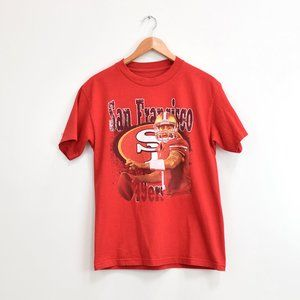 San Francisco 49ers Football Team Graphic Tee